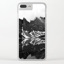 Pour into the Smoking Gulf Clear iPhone Case