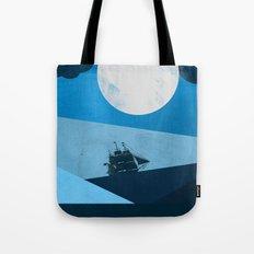 Solo Ocean Trip Tote Bag