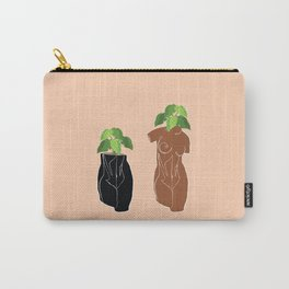 Planters in the Nude Carry-All Pouch