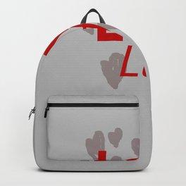 Love Life Backpack