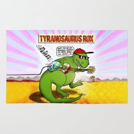 Jurassic Rock Rug