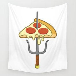 Pizzai Wall Tapestry