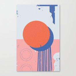 Rosetta (2) Canvas Print
