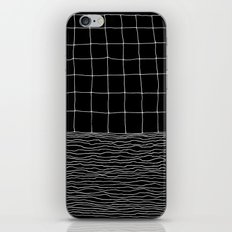 Hand Drawn Grid iPhone & iPod Skin