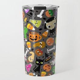 Monster Mash Travel Mug