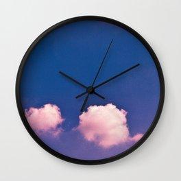 Cloud 01 Wall Clock