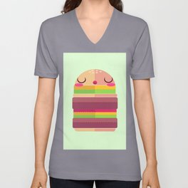Look at those Buns Unisex V-Neck