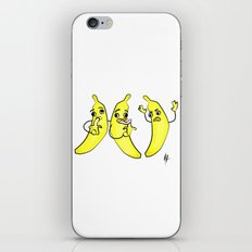 Nanners (NSFW version... why?  I... I dunno why) iPhone & iPod Skin