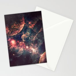 kyllyr wyng Stationery Cards