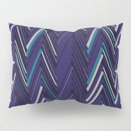 Abstract Chevron Pillow Sham