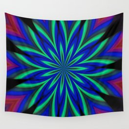 Retrodelic Wall Tapestry