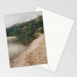 Lapland Lake Stationery Cards