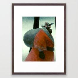 The Giant Framed Art Print