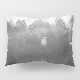 To the Tree Tops Pillow Sham