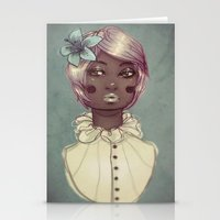 candy Stationery Cards featuring Candy by Edge