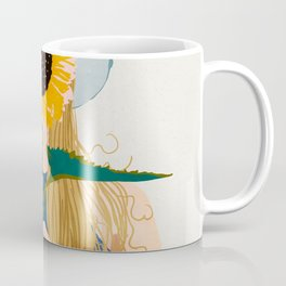 Miss Sunflower || Coffee Mug