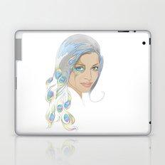 Peacock Rai Laptop & iPad Skin