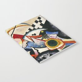 Wassily Kandinsky - White Cross Notebook