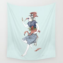 Pau Wall Tapestry