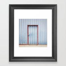 Doors of Perception 23 Framed Art Print