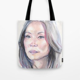 Joan Watson Tote Bag