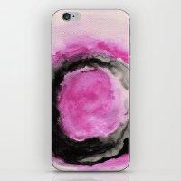 vertigo iPhone & iPod Skins featuring Vertigo by Georgiana Paraschiv