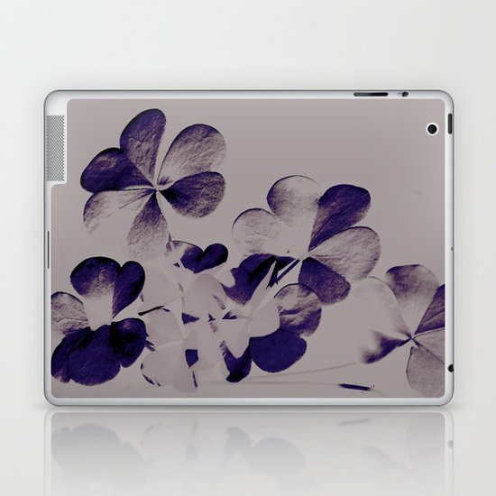 Leaves of Three, Let it Be... Laptop & iPad Skin