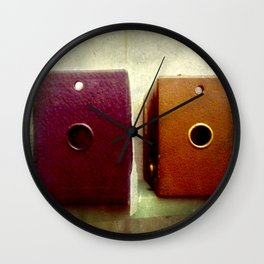 Brownies Wall Clock