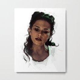 Melissa Metal Print