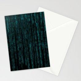 Matrix (6) Stationery Cards