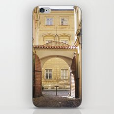 Golden Afternoons in Prague iPhone & iPod Skin