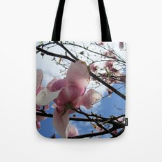 Hanging By A Moment Tote Bag