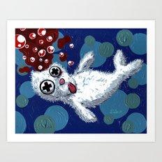 Still Life With Seal Art Print
