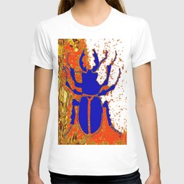 Blue Staghorn Beetle T-shirt