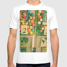 goody goody gumball! Mens Fitted Tee White SMALL