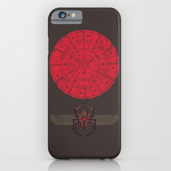 Sacred Sun iPhone & iPod Case