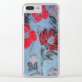 Flower power | pouvoir des fleurs Clear iPhone Case