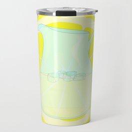 Lemonade With Slice Travel Mug
