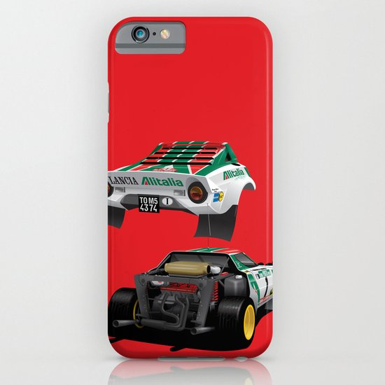 Lancia Stratos iPhone & iPod Case