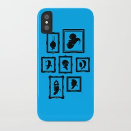 Stage Select iPhone Case