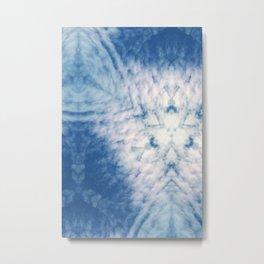Pattern of clouds 15 Metal Print