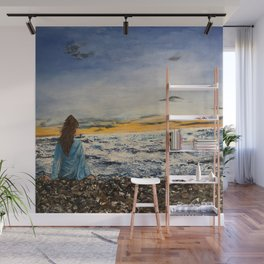 Peaceful Thoughts Wall Mural