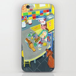 Little chef iPhone Skin