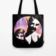 Keepers of the Underworld Tote Bag