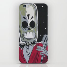 The Entertainer iPhone Skin
