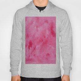 Pink Watercolor Hoody