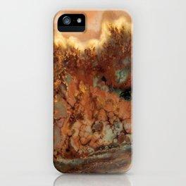 Idaho Gem Stone 20 iPhone Case