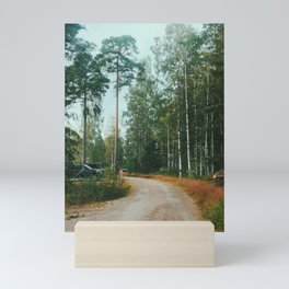 Woods of Kristinehamn Mini Art Print