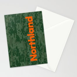Northland Camo Stationery Cards
