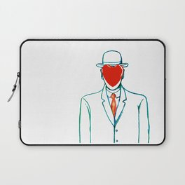 Surreal heart Laptop Sleeve